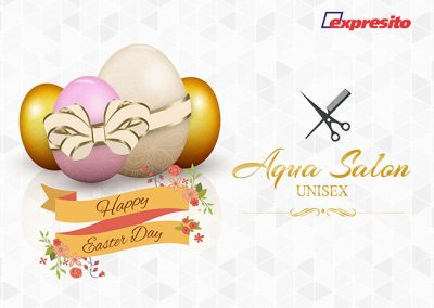 aqua salon easter